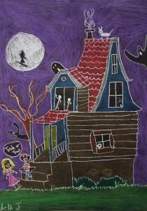 Halloween by Elizabeth J. from San Diego, CA