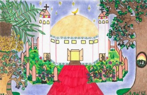 Our Culture and  Beliefs by Nina age 13 from Jordan