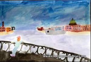 White Nights Saint Petersburg by Kirill from Russia