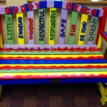 GFA buddy bench