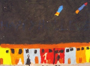 Halloween Night by Lee, Age 10 from Northern Ireland