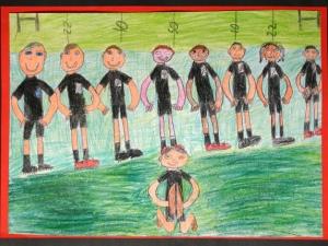 All Blacks Rugby Team