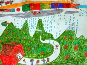 Dragon King Rainfall