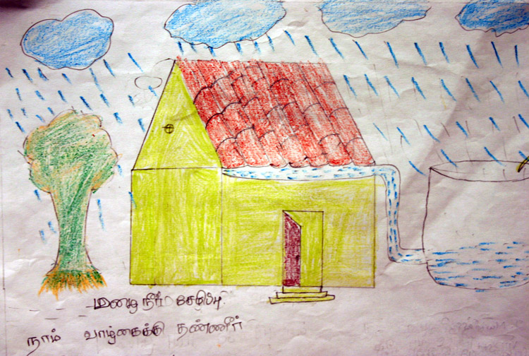 Rain Water Harvesting - Creative Connections