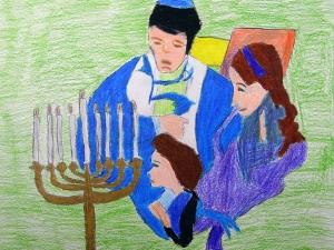 Hanukkah Time