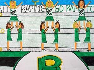 Rippowam Varsity Cheerleading