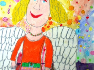 Me As An Angel