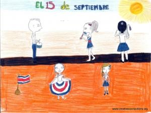 September 15th – El 15 de Septiembre