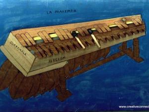 The Marimba – La Marimba