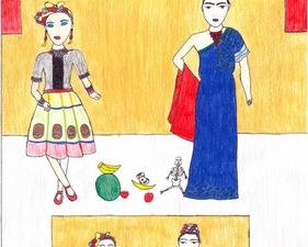 Carmen y Frida