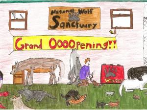 National Wolf Sanctuary